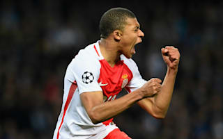 Caen 0 Monaco 3: Mbappe caps stunning week with double