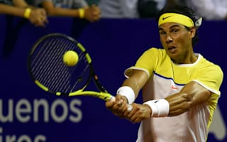 Nadal unconvincing in Buenos Aires, Ferrer through to quarters
