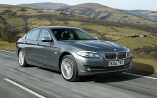 Tri-Turbo diesel BMW 5-series is coming. Very quickly, we imagine.