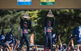 Peugeot wins Dakar Rally