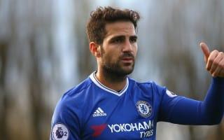 Fabregas returns to Chelsea's XI