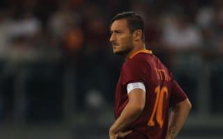 Spalletti praise for ton-up Totti