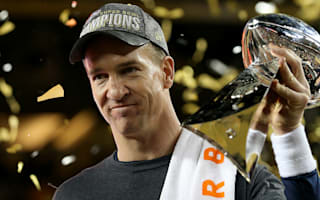 Manning has 'no regrets' as he bids emotional farewell to NFL