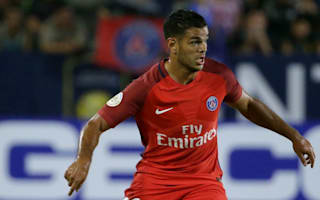 Emery: Ben Arfa could play as striker with Cavani out