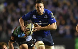 Leinster down Dragons to join Munster at the top