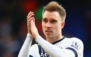 Pochettino confident Eriksen will sign Tottenham renewal
