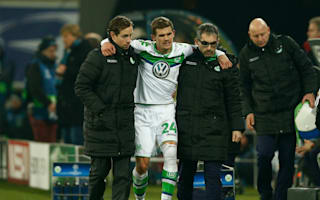 Wolfsburg defender Jung suffers torn ACL