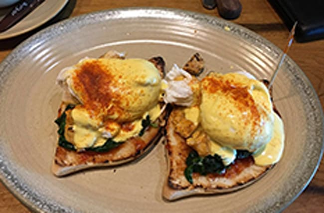 Why Nando's Gatwick breakfast menu has got everyone talking