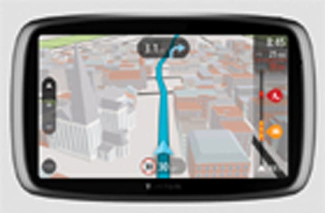 Win TomTom's best sat nav!