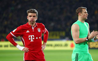 Ancelotti not concerned over Neuer and Muller fitness ahead of Real Madrid clash