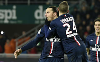 Verratti urges PSG to seal new deal with Ibrahimovic