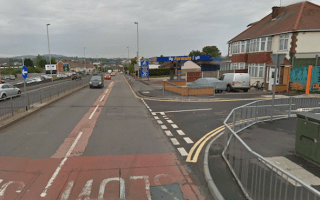 Man hit by HGV after fleeing 'hammer-wielding' attacker