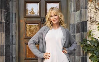 'Hopefully I look more normal now': Melanie Griffith on her plastic surgery regrets