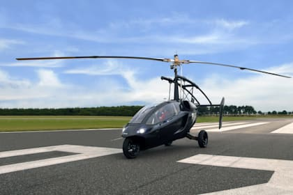 100mph flying car could become a reality, experts say