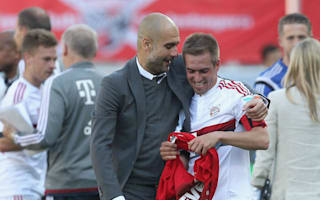 Lahm a special person in my life - Guardiola hails retiring Bayern great