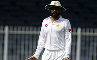 Slow over rate sees Misbah suspended for second Test