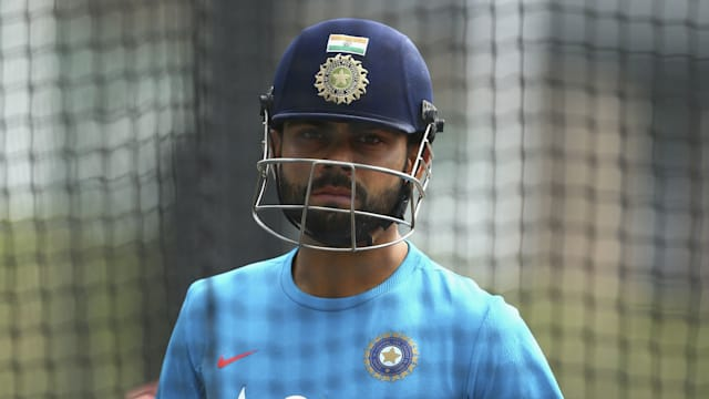 Kohli ruled out of fourth Test against Australia