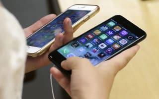 Apple iPhone sales beat estimates