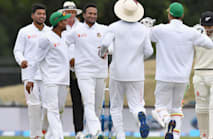 Bangladesh fight back in New Zealand