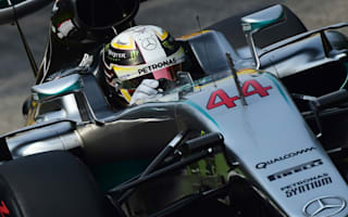 Compromised Hamilton takes Monza pole