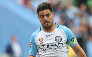 Melbourne City 2 Wellington Phoenix 1: Fornaroli penalty puts hosts second