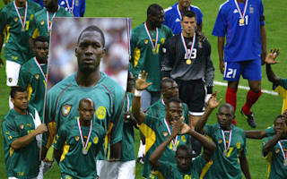 Cameroon want to honour beloved Foe