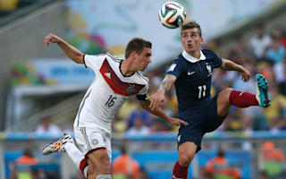 Lahm: 'Extraordinary' Griezmann different to Lewandowski