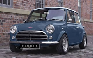 Reinventing the original: David Brown Mini arrives with £50,000 price tag