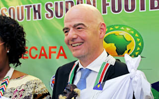 Africa Cup of Nations Qualifying Review: Infantino in attendance as Benin win at South Sudan