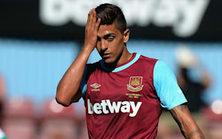 Injured Lanzini out of Olympics