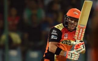 Wonderful Warner guides Sunrisers to IPL final