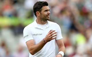 Anderson not coming to make up numbers - Cook