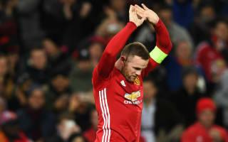 Mourinho demands more goals from Rooney