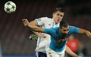 Napoli 0 Dynamo Kiev 0: Hosts stutter as visitors crash out