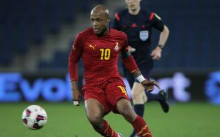 Comoros 0 Ghana 0: Hosts hold firm in goalless first leg