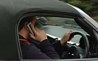 New drivers caught using mobile phones behind the wheel will lose licence