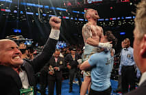 Frampton wants to 'be the best' after historic win