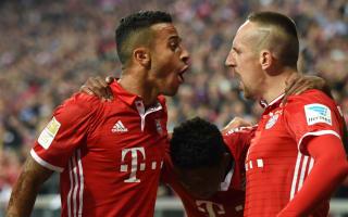 Bayern Munich 3 Hertha Berlin 0: Ribery shines and Robben makes goalscoring return