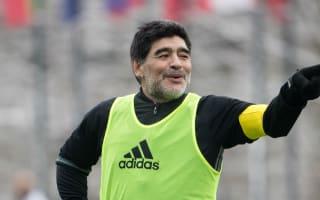 Sarri wants Maradona team talk for Napoli in Madrid Champions League clash