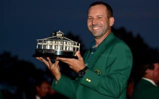 Garcia proud of acceptance of Augusta challenge