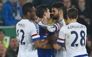 Hiddink: Costa is no idiot