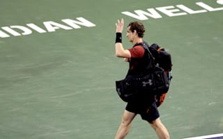 Murray unable to explain Indian Wells woes after shock exit