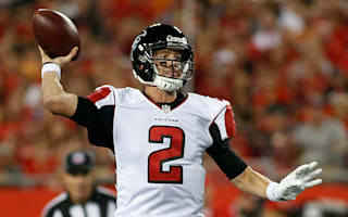 Falcons offense too much for Buccaneers