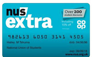 How to get an NUS discount card - even if you're not a student