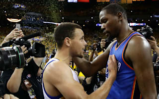 Durant switch marks the birth of Warriors dynasty and closes Thunder's window