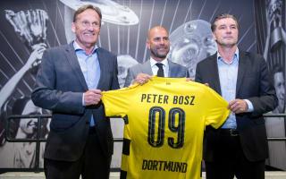 Dortmund in world's top 10 - Bosz relishing new challenge