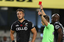 Sharks centre Esterhuizen hit with six-week ban