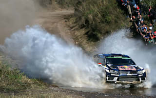 Latvala takes the lead in Argentina