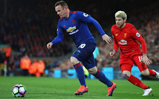 Koeman would be 'very pleased' to see Rooney back at Everton