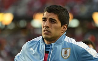 Suarez 'very proud' of Uruguay team-mates despite Copa exit